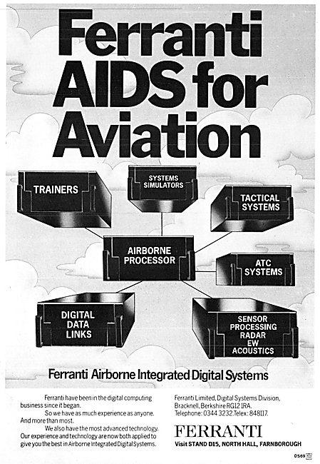Ferranti Avionics & Electronics