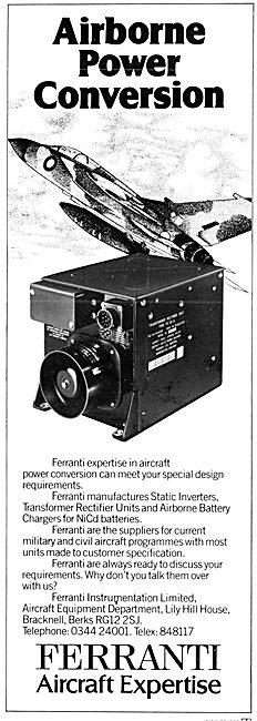 Ferranti Electrical Power Systems