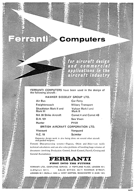 Ferranti Computers
