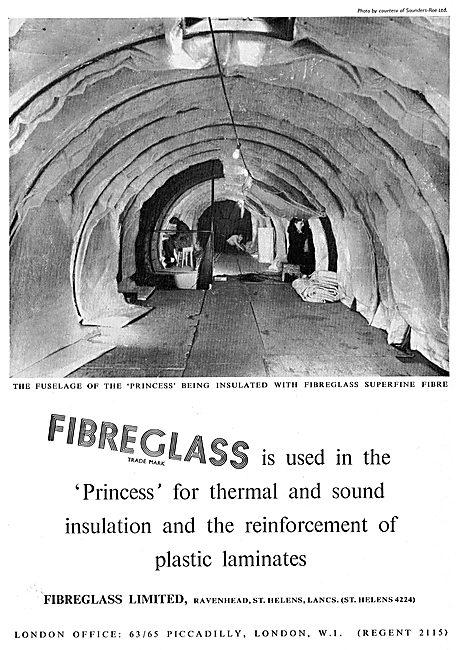 Fibreglass Components