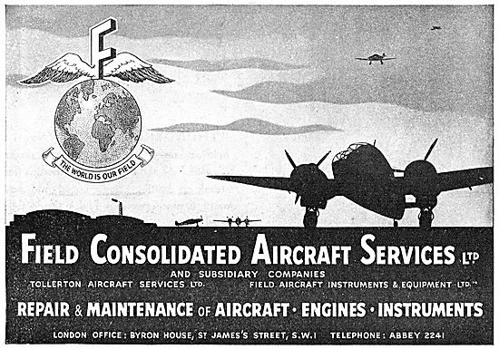Field Consolidated Aircraft Services