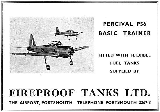 Fireproof Tanks - Flexible Fuel Tanks