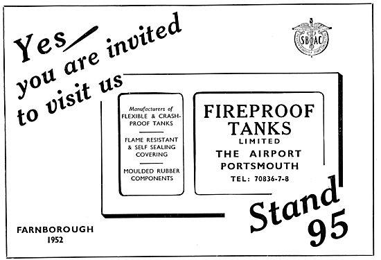 Fireproof Tanks - Fuel Tanks