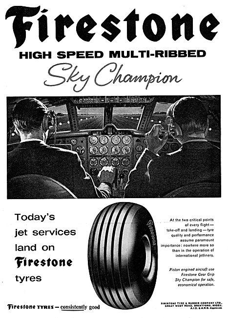 Firestone Tyres - Sky Champion