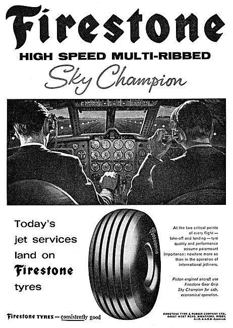 Firestone Sky Champion Tyres