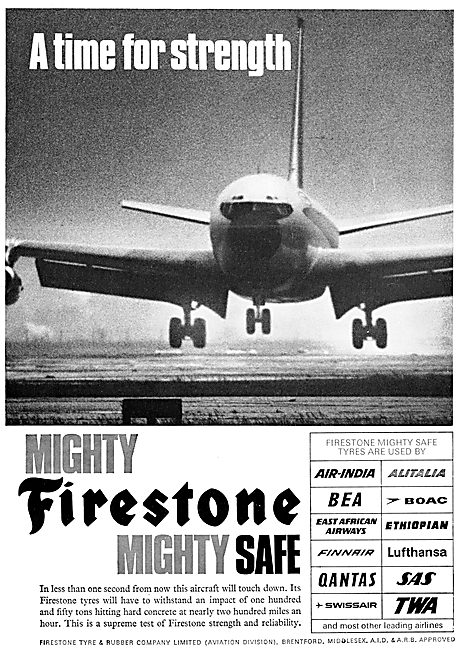 Firestone Aircraft Tyres