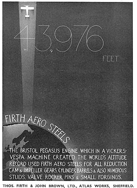 Firth Brown Aero Steels