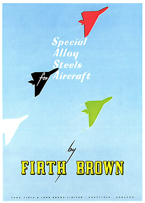 Firth Brown Alloy Steels