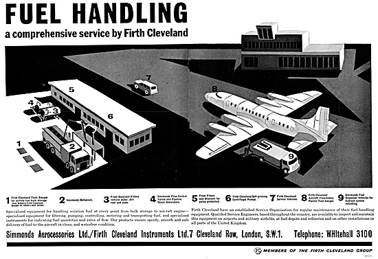 Firth Cleveland Airport Fuel Handling Systems - Simmonds