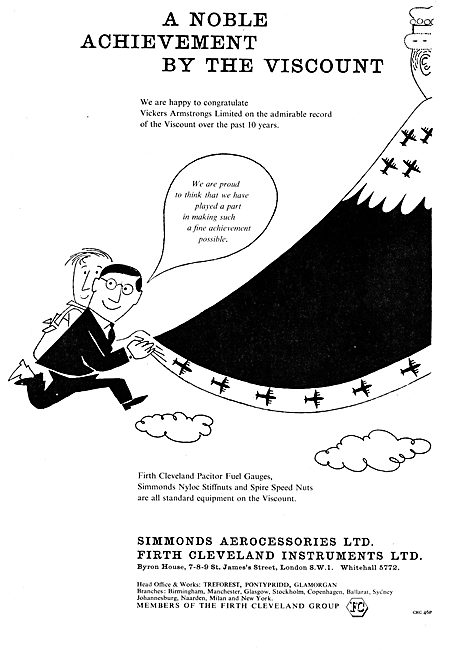 Firth Cleveland - Simmonds Aerocessories