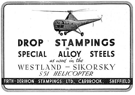 Firth-Derihon Drop Stampings