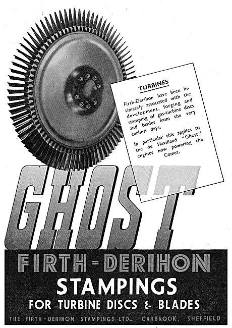 Firth-Derihon Steel Forgings
