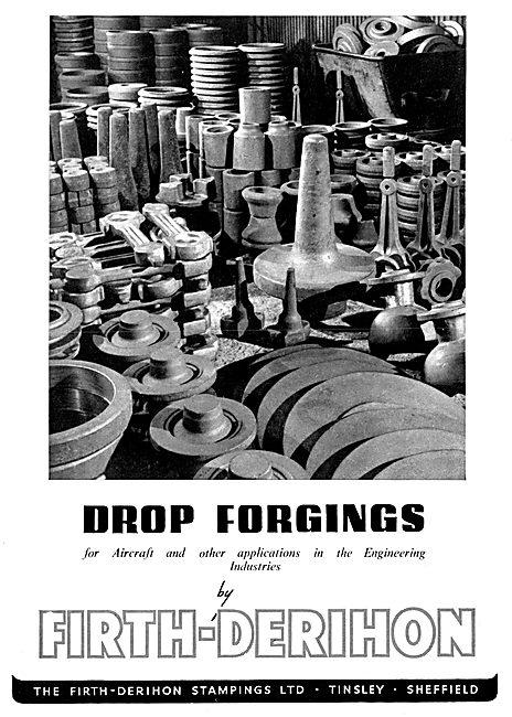Firth-Derihon Drop Forgings