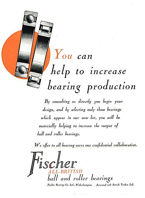 Fischer Bearings