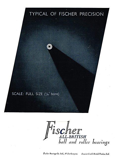 Fischer Bearings (British Timken Associate)