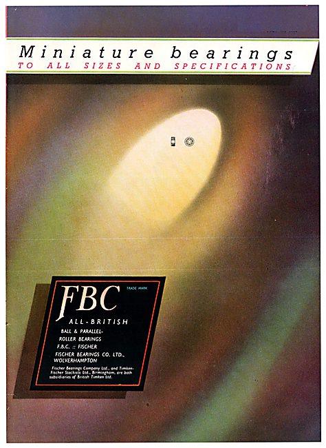 Fischer FBC Bearings