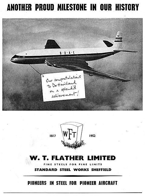 W.T.Flather Steel Works