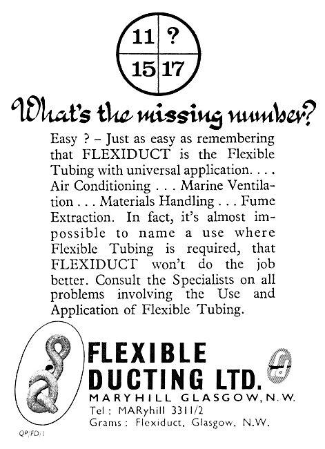 Flexible Ducting - Flexiduct
