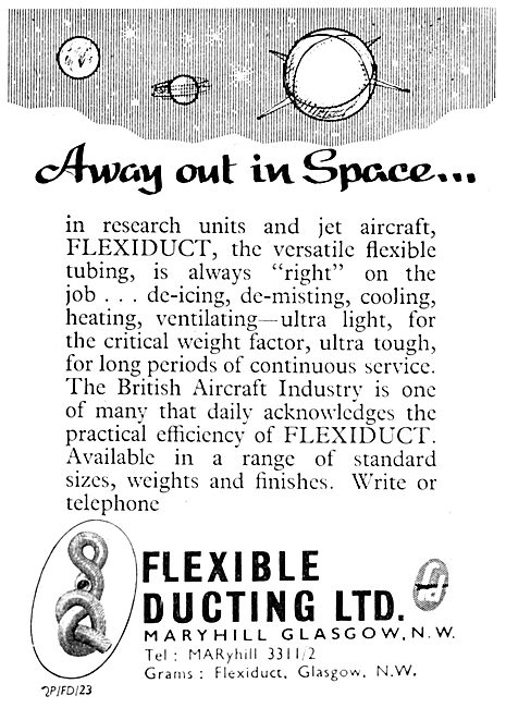 Flexible Ducting Ltd - FLEXIDUCT Flexible Tubing