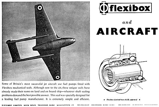 Flexibox Mechanical Seals