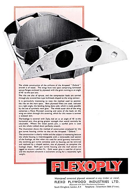 Flexo Flexooly Aircraft Plywood