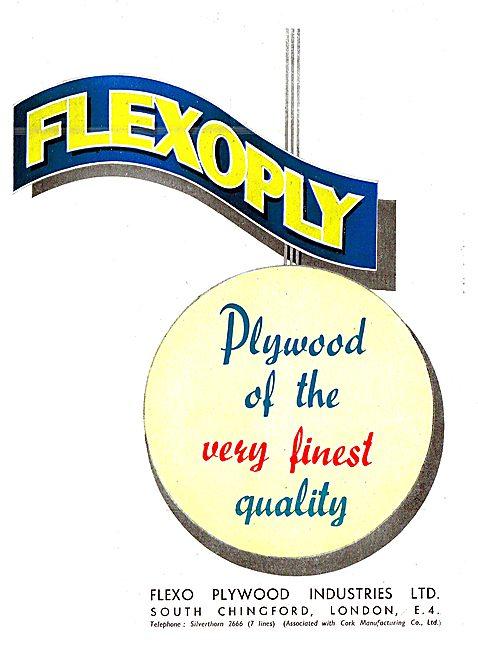 Flexo Flexoply Aircraft Plywood