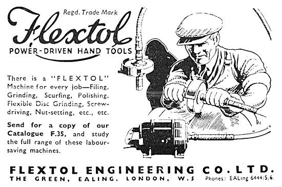 Flextol Power Driven Hand Tools