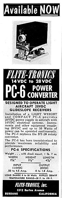 Flite-Tronics Avionics Accessories