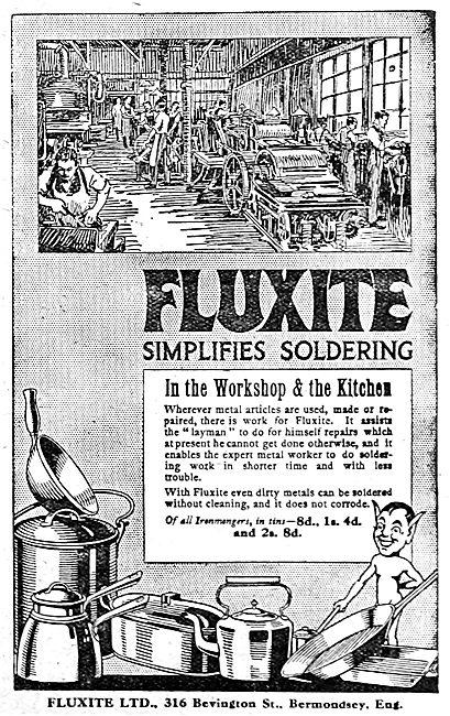Fluxite Solder