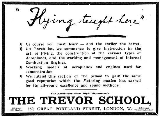 The Trevor School - Flying School