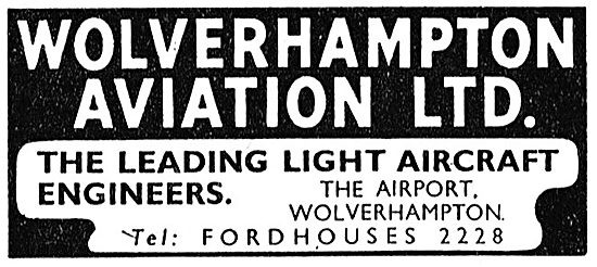 Wolverhampton Aviation