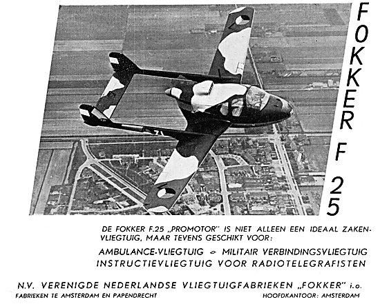 Fokker F.25