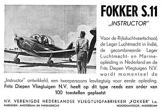 Fokker S.11