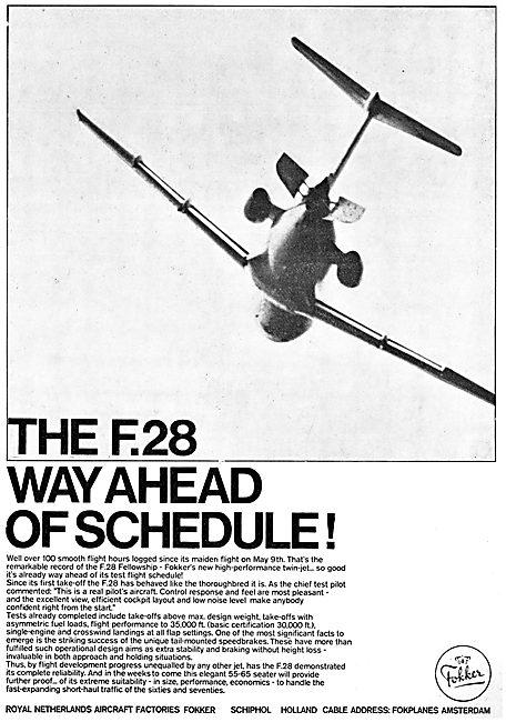 Fokker F28 Fellowship