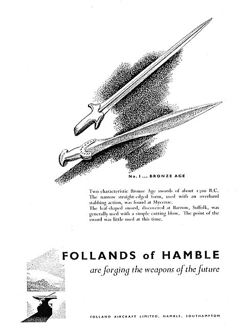 classic british aviation industry advertisements 1909