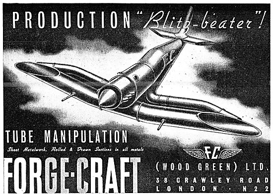 Forge-Craft Rolled & Drawn Sections - Tube & Section Manipulation