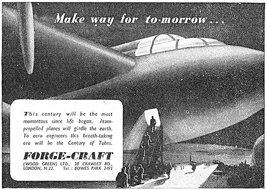 Forge-Craft Tubes