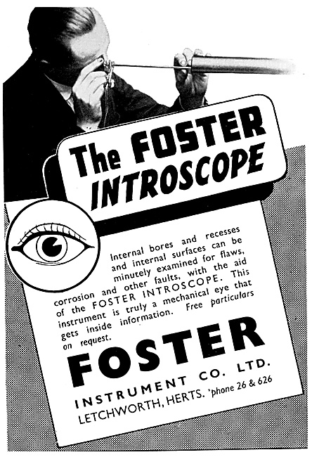 Foster Instruments - Foster Introscope