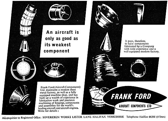 Frank Ford Aircraft Components