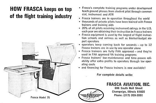 Frasca Flight Simulators