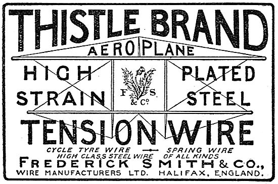 Frederick Smith & Co. Wire Manufacturers