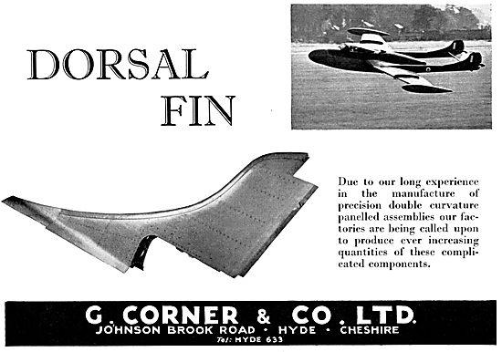G.Corner Aircraft Asemblies