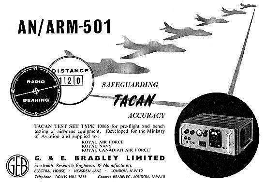 Bradley - AN/ARM-501