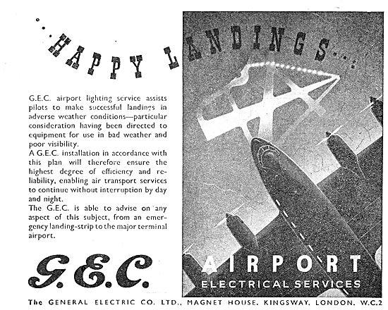 GEC Airfield & Runway Lighting
