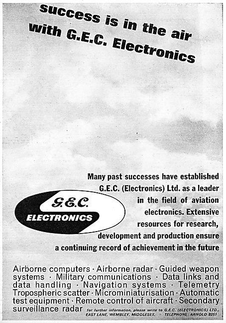 GEC Electronics - GEC Avionics