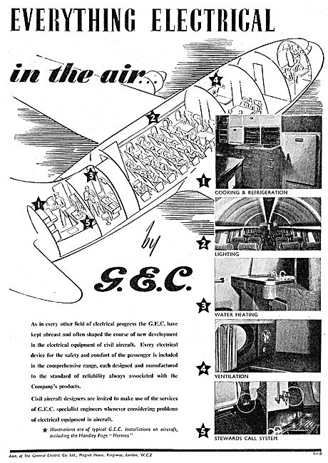 GEC  Aircraft Electrical Power Systems
