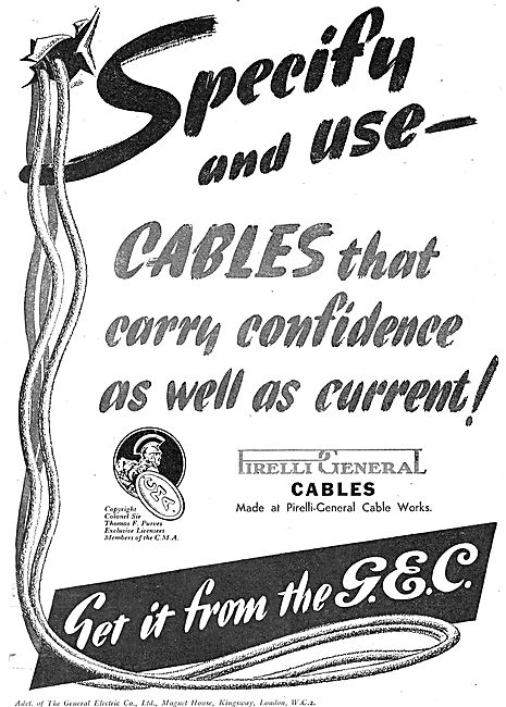GEC Pirelli-General Electrical Cable