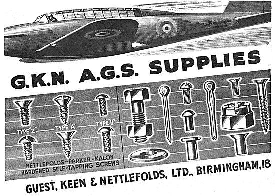 GKN AGS Supplies