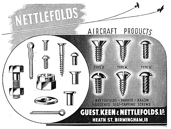 Guest Keen & Nettlefolds - GKN. AGS