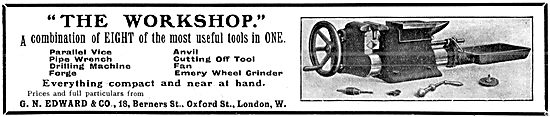 G.N.Edward & Co Machine Tools